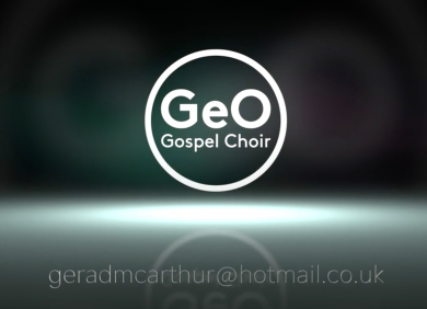GeO Gospel Choir Promo