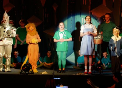 Gillybean – Wizard of Oz Trailer