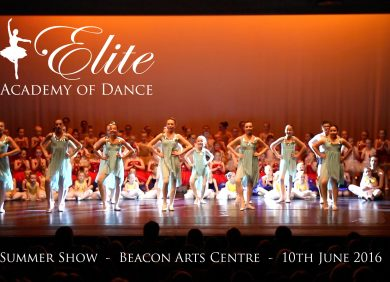 Elite Academy Summer Show 2016 – Teaser Film