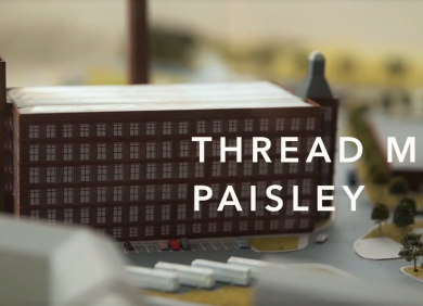 Paisley Thread Mill – Official Opening 2016