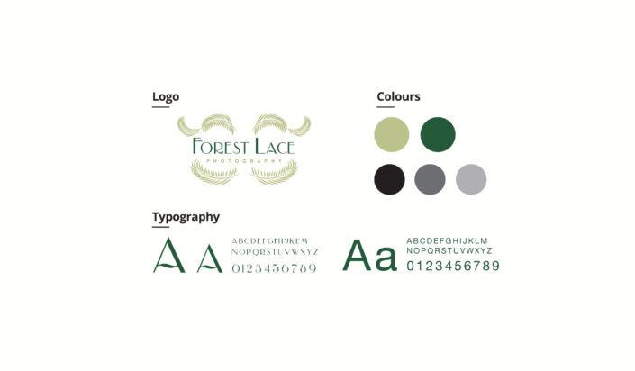 Wedding Photography Website Design