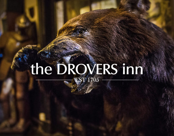 Our Work Drovers Inn Gryffe Studios