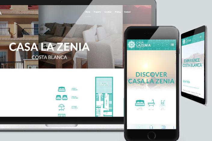Overseas Property Website