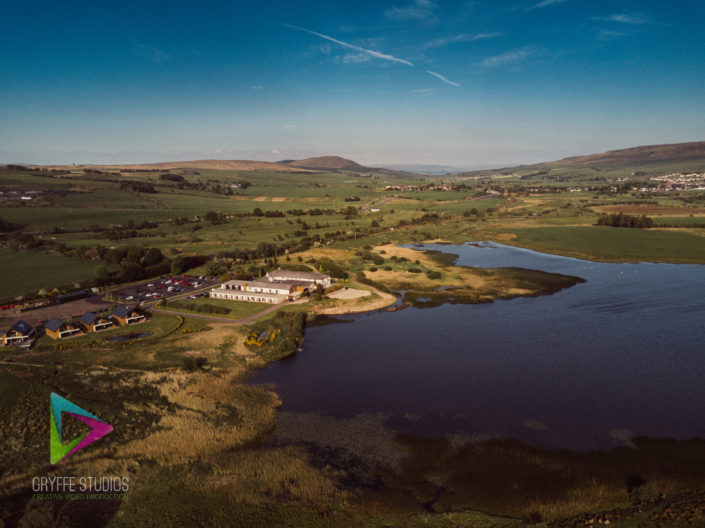 Aerial Photography Lochside