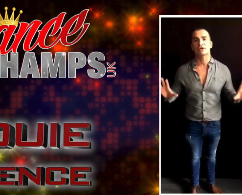 Dance Champs Animated Video Flyer - Louis Spence