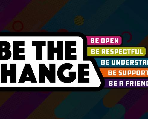 Enable Scotland Change Champions #BeTheChange