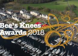 Inverclyde Chamber - Bees Knees Awards 2018 - Highlights