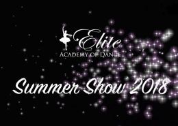 Elite Academy - Summer Show Highlights 2018